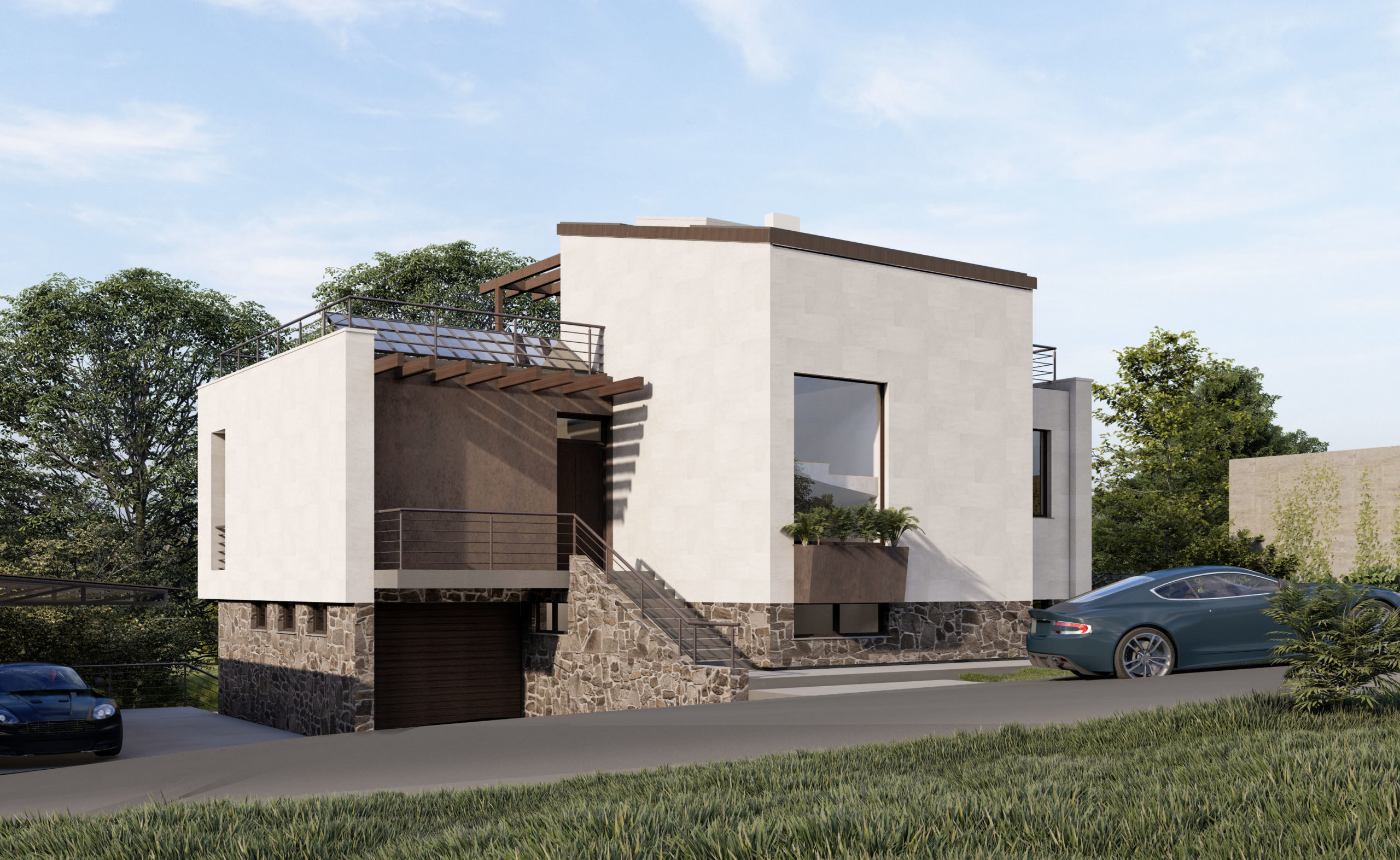 Private House in Duryan District - featured image