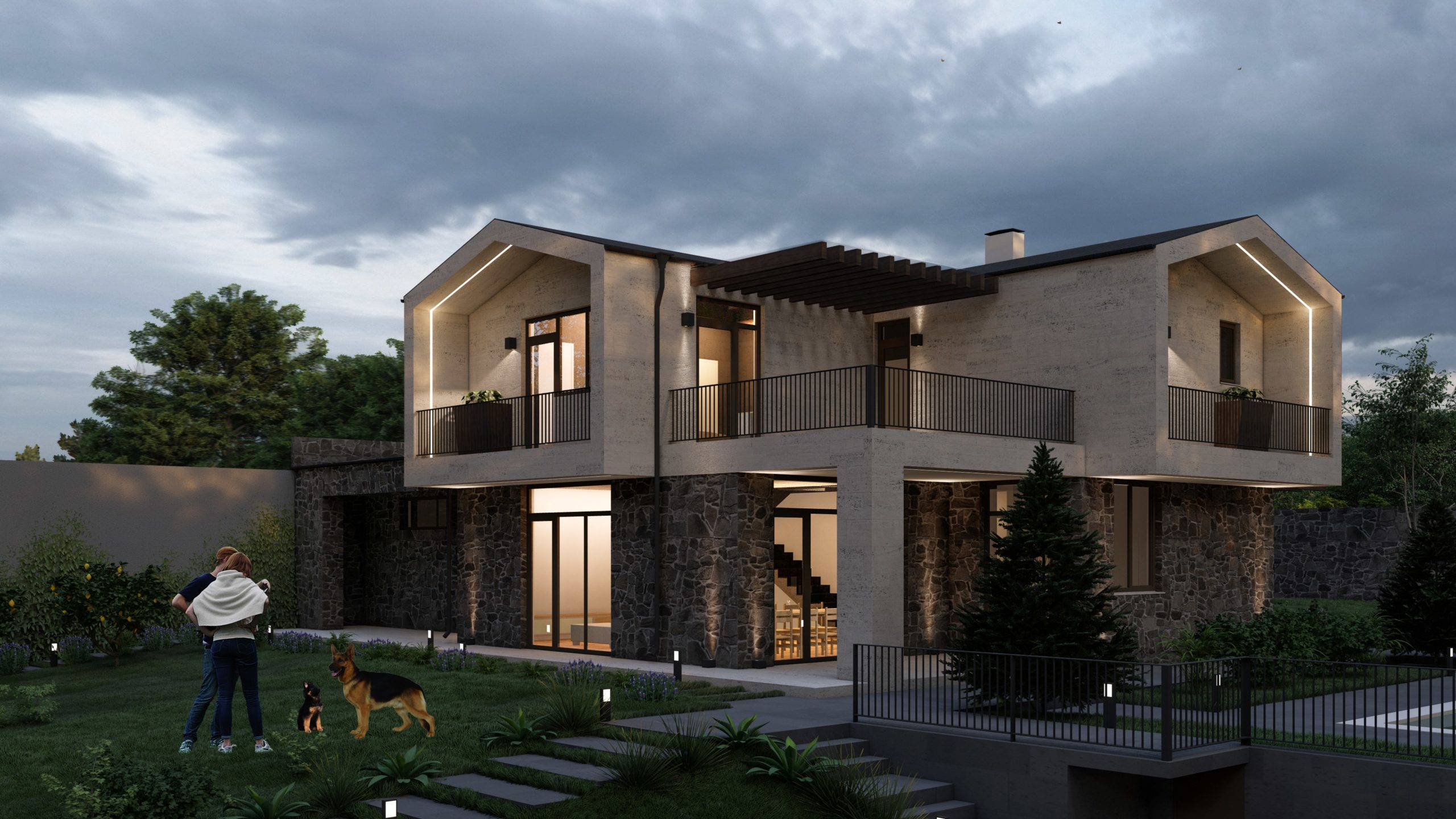 Private House in Dzoraghbyur - featured image