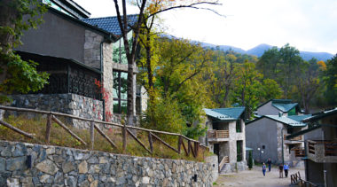 Hotel and Resort in Dilijan