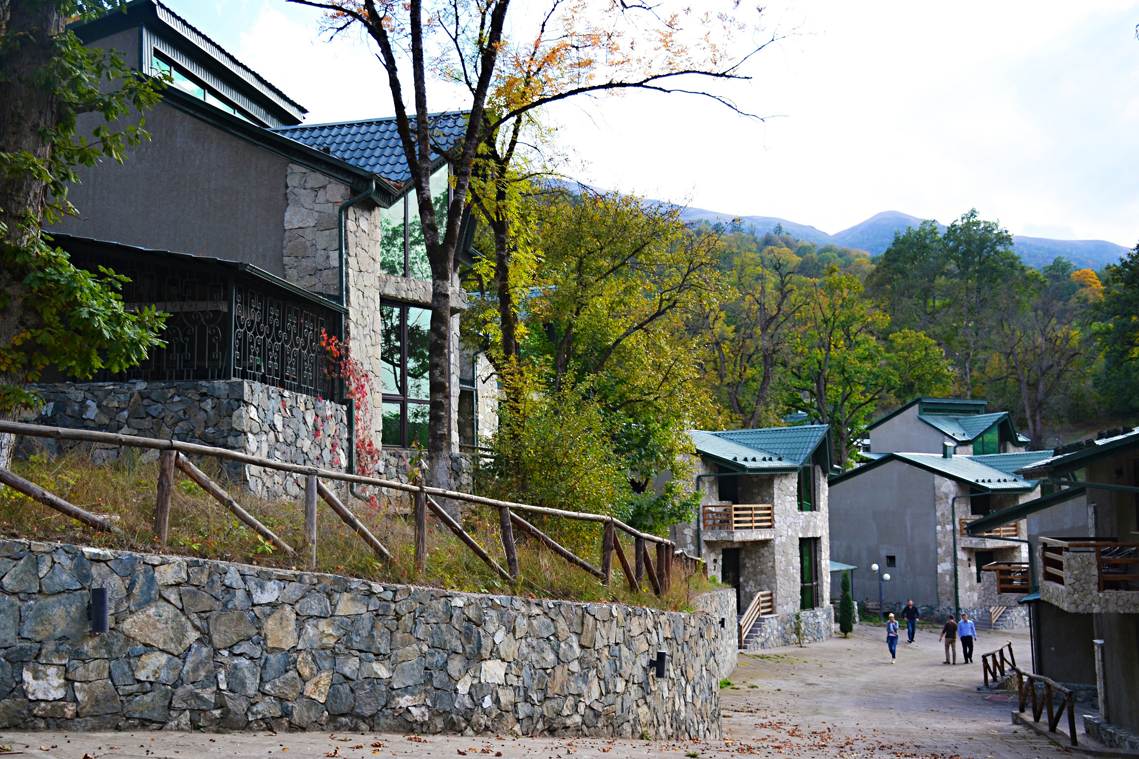 Hotel and Resort in Dilijan - featured image